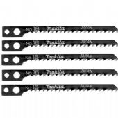 Makita No. 16 Jigsaw Blades for Wood - 5 Pack (A-85830)